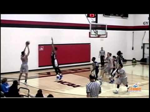 Milwaukee Area Technical College Athletics (2014-2015 Men's Basketball Season Highlights)