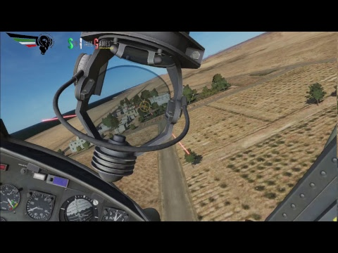 DCS 2.5.1 OB | Volo Libero |  Persian Gulf Map - Uh1H - Mi2000- A10C -Gameplay VR