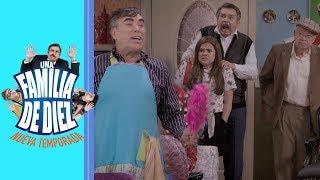 Una familia de 10: Carlos se muda con los López | C2 - Temporada 3 | Distrito Comedia