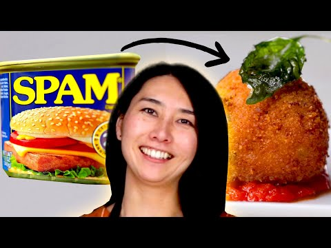 Can This Chef Make SPAM Fancy? Tasty