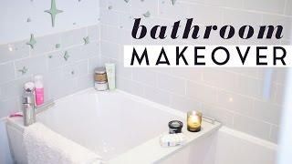 Bathroom Mini Makeover and Organization | Organize Your Life Episode 4