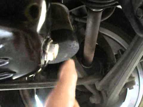 Oil Drain Plug >> Stripped oil pan bolt fix 9 .wmv - YouTube