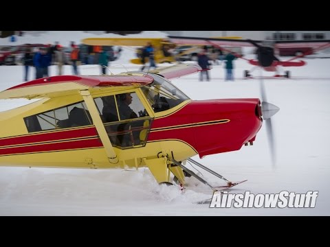 EAA Oshkosh Skiplane Fly-In 2016