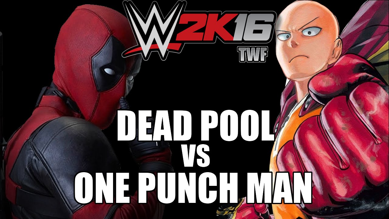 Download TWF Show 1 Match 6 - Deadpool vs One Punch Man