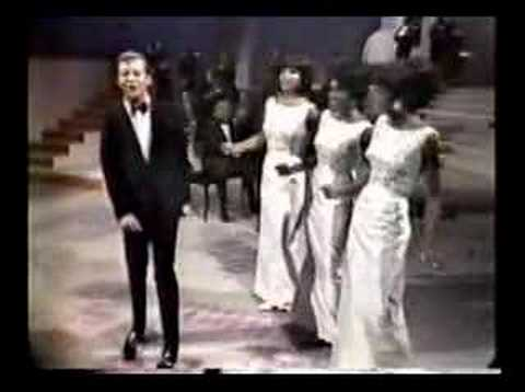 Supremes and Bob Darin