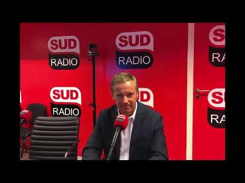 """NDA sur Sud Radio : """"Emmanuel Macron bâtit la société du fric, nous n'en voulons pas."""""""