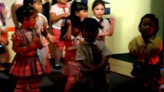 Repeat youtube video Lui's Bop Girl Dance Number