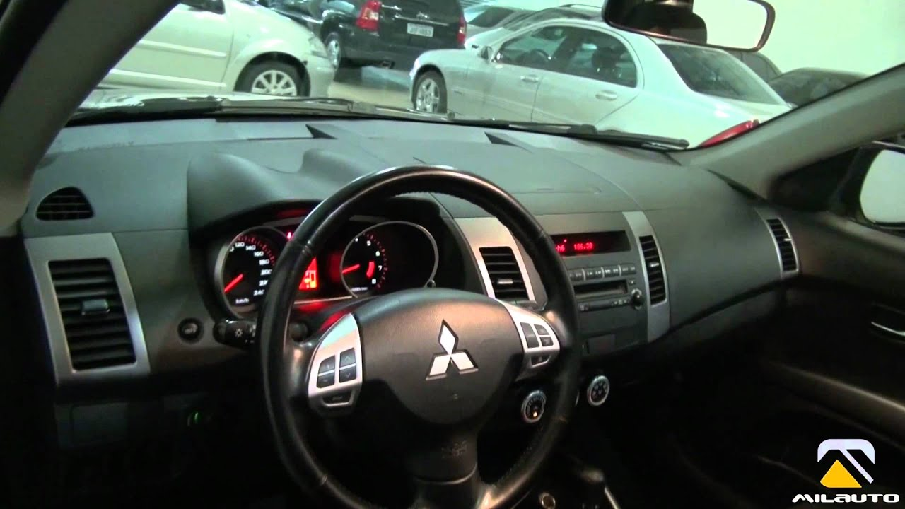 Mitsubishi Outlander 2008 2009 Youtube