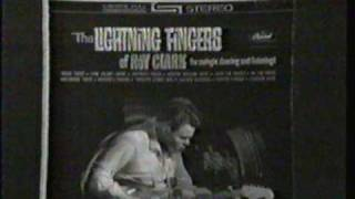 Roy Clark - Star Route TV Show 1 - Lightning Fingers