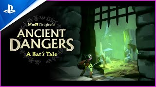 Грёзы   Тизер игры Ancient Dangers: A Bat's Tale   PS4