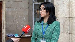 Արփինե Հովհաննիսյանը՝ Արցախի ընտրությունների ընթացքի և տեղի ունեցած միջադեպի մասին