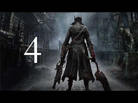 Ascend to Oedon Chapel - Bloodborne Part 4