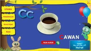 Belajar ABC untuk kanak-kanak : DEMO