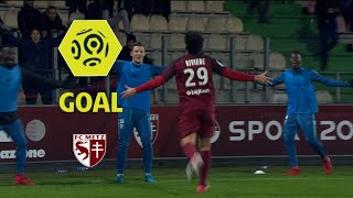 Video Gol Pertandingan FC Metz vs Strasbourg