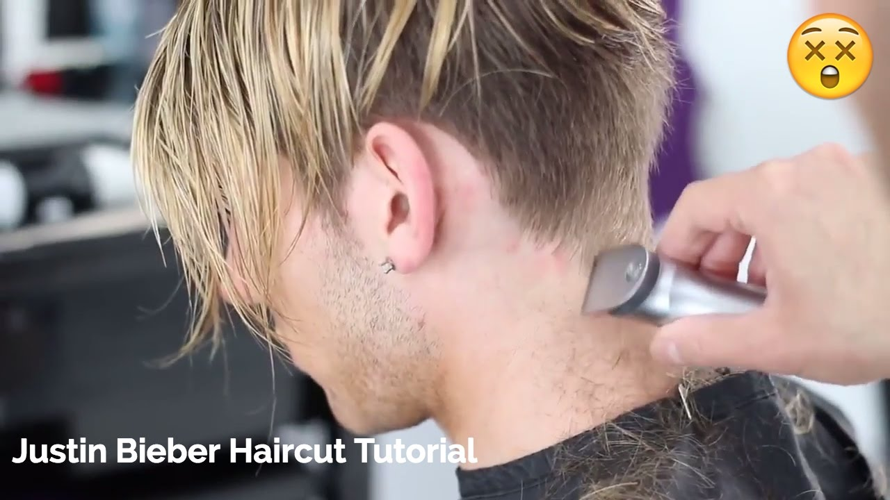 Hairstyles Tutorial Justin Bieber Hairstyle Haircut Tutorial 2016 Mens Long Hair Style Ep 12 Youtube