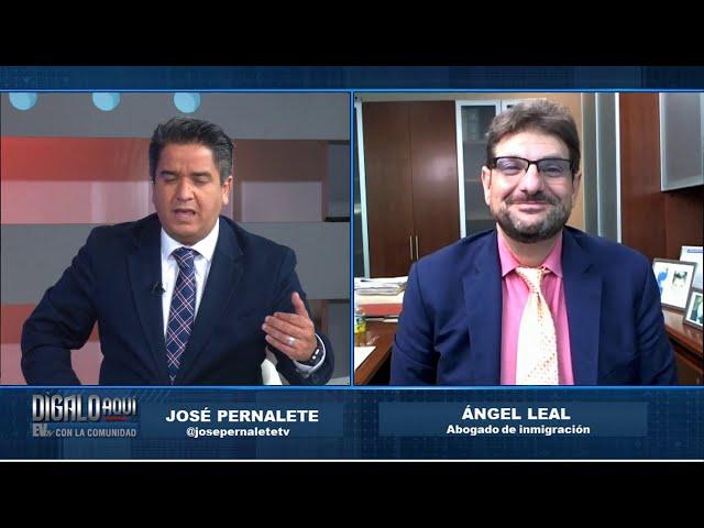 Mueren detenidos de inmigración por deficit de atención médica - Dígalo Aquí | EVTV | 09/25/20 S3