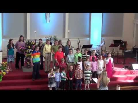 Easter Sunday, April 5, 2015 - First Union Congo Church - Quincy, IL
