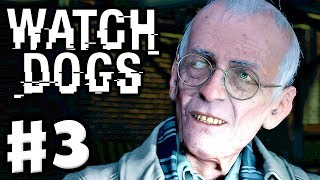Watch Dogs - Gameplay Walkthrough Part 3 - Stealth Driving (PC, PS4, Xbox One)