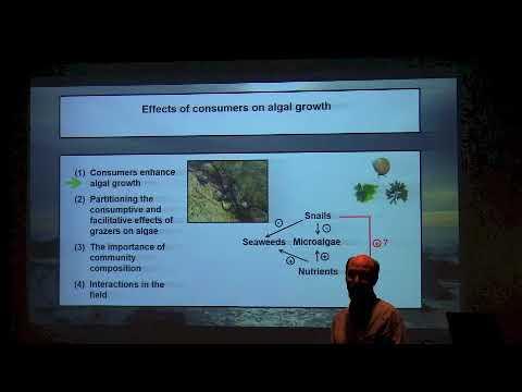 EEB Seminar Matthew Bracken 11 8 2017