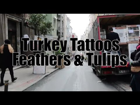 Episode 7: Spring Break Chronicles - Turkey Tattoos: Feathers and Tulips