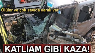 Adana'da Feci Kaza, Bir Aile Yok Oldu
