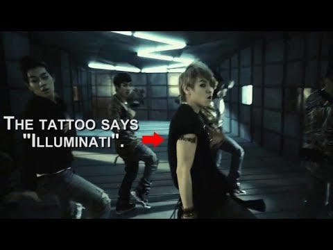 Kpop Exposed! Part 1   Satanic Illuminati (Re-uploaded - Original view count: 300,000)