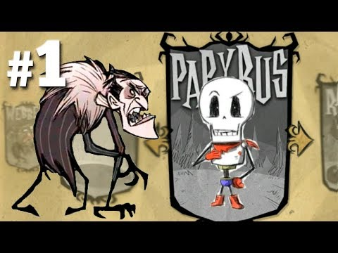 Don't Starve Together: Maxwell's Revenge (Part 1 - A Skele-ton of Undertale References)