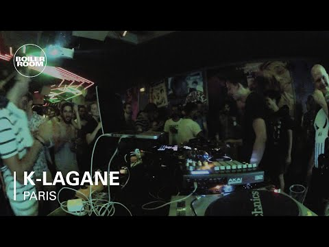 K-Lagane Boiler Room Paris DJ Set
