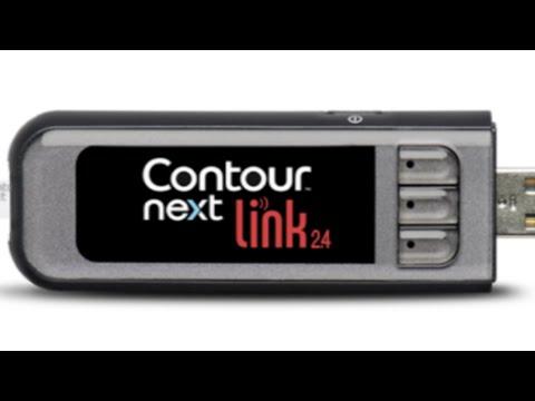 Глюкометр CONTOUR NEXT LINK для помпы MINIMED 640 G от MEDTRONIC