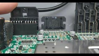 Горячая замена TDA7388 на TDA7850
