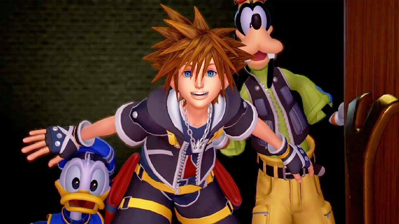 Kingdom Hearts 2 8 Hd New Gameplay Final Trailer Japanese