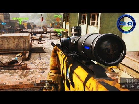 BATTLEFIELD 4 Multiplayer Gameplay - SNIPING, FLOOD ZONE & MORE! (BF4 Online PC 1080p)