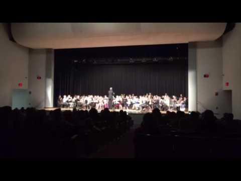 6th Grade Band Newton Iowa Berg Middle School