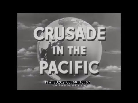 """CRUSADE IN THE PACIFIC TV SHOW EPISODE 2 """"Awakening in the Pacific"""" 73202"""