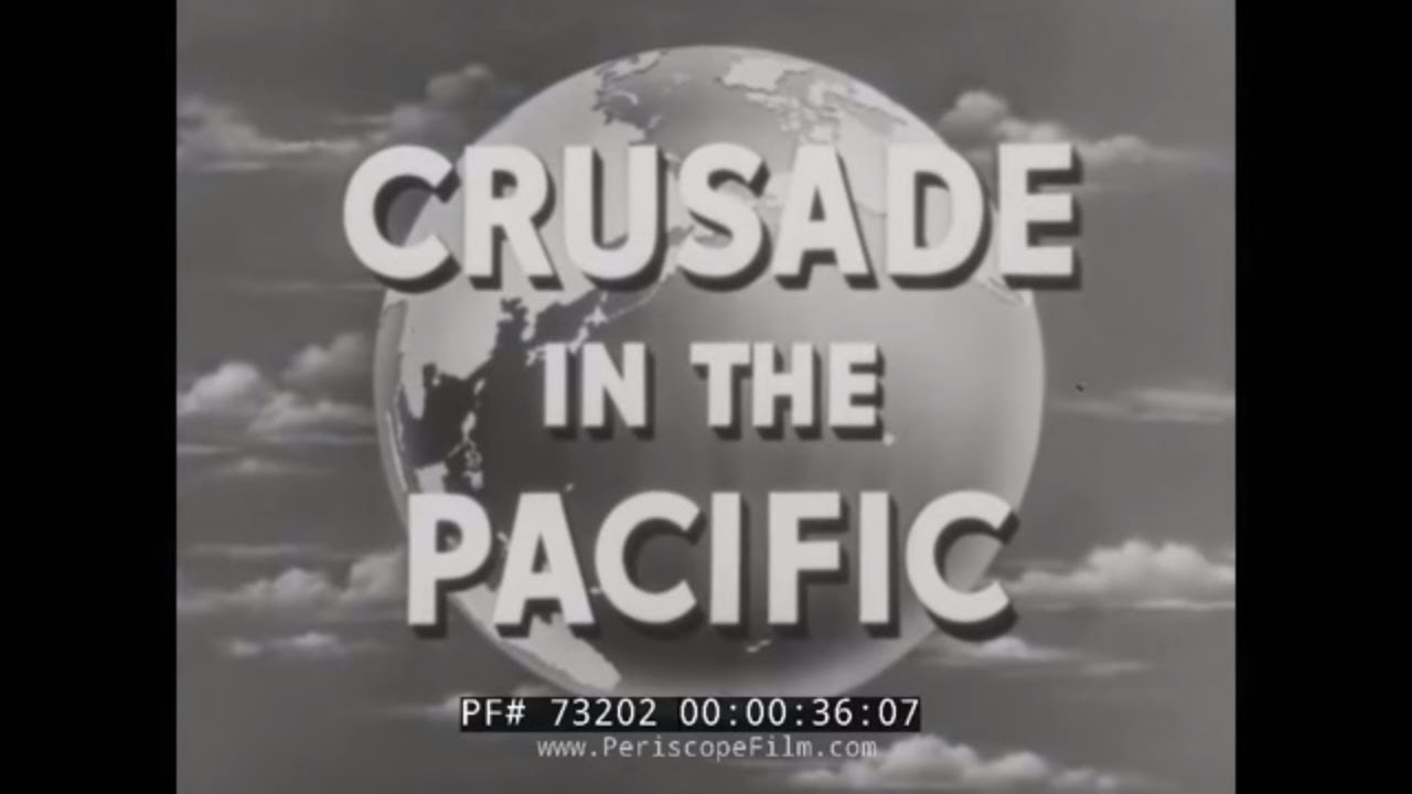 Crusade in the Pacific – S1, Ep2 – Awakening in the Pacific