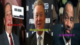 BREAKING NEWS: FRANK WARREN SAY