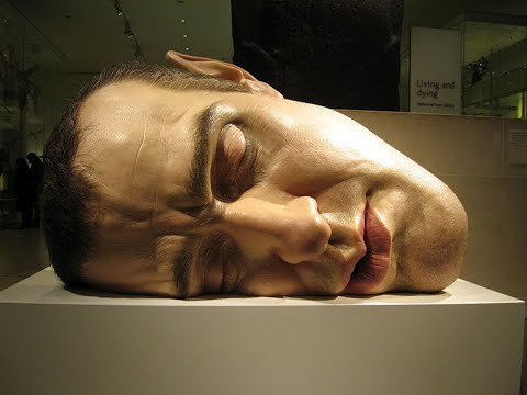Some amazing works of Hyperrealist Sculptor Ron Mueck