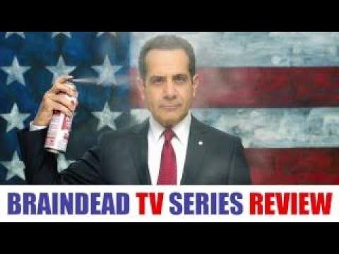 BrainDead TV Series Review