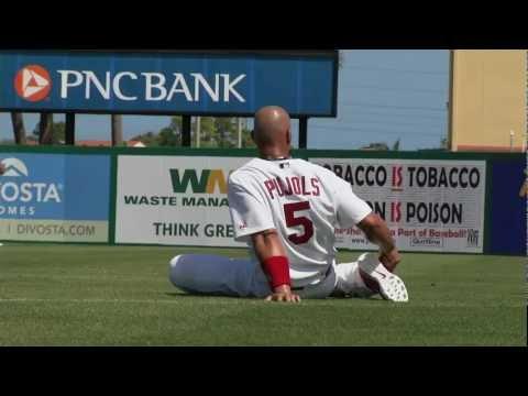 Will Albert Pujols Hit .300? - Talking Baseball