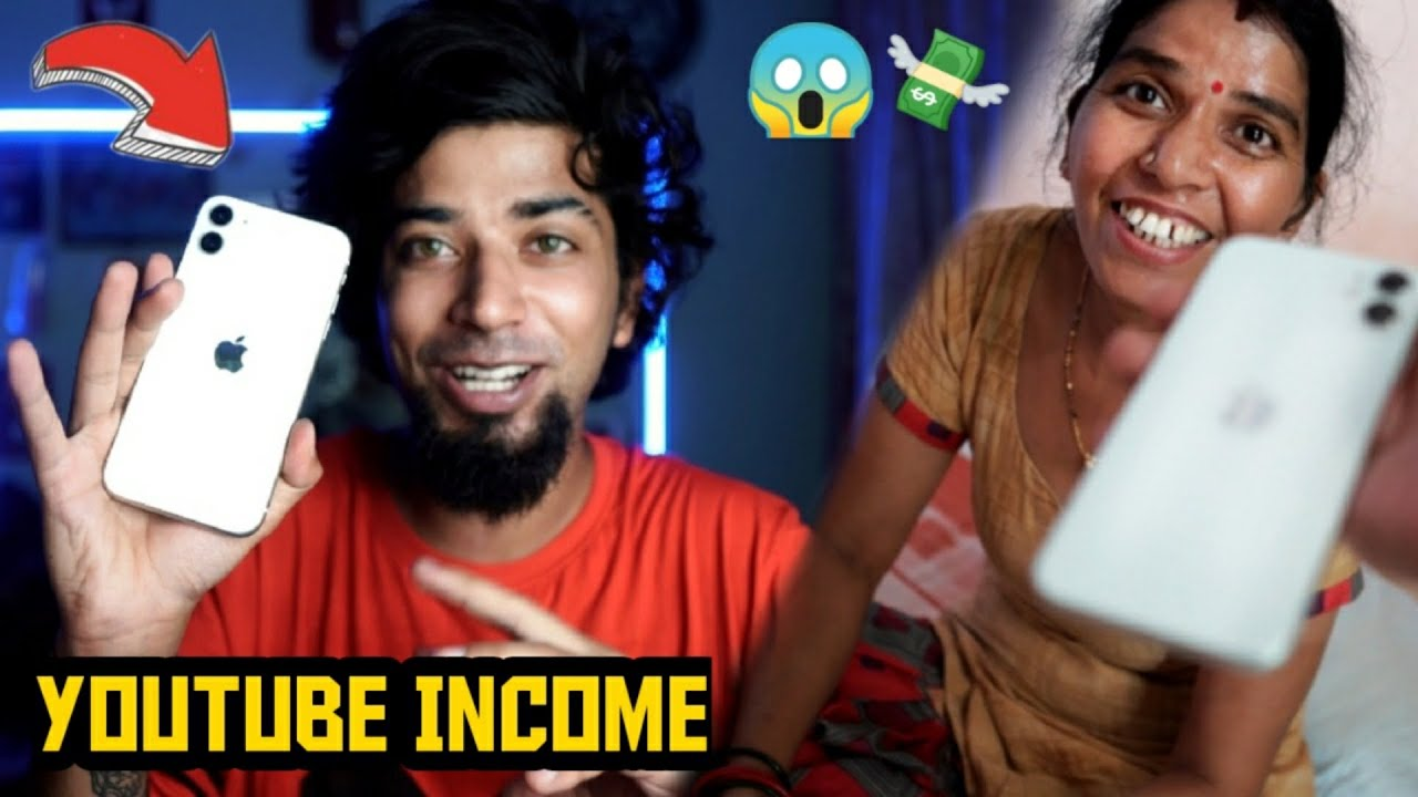 FINALLY BOUGHT AN iPhone 11 FROM YouTube INCOME 😨❤️ SHOCKING *MOM REACTION* 🔥🔥🔥