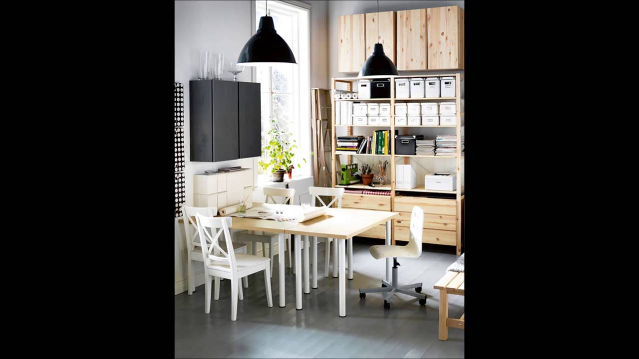 modern small spaces dining room ideas by ikea - Ikea Dining Room Ideas