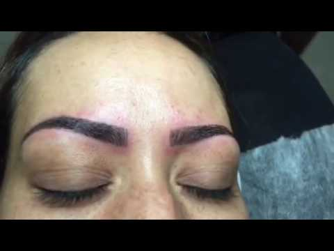 microblading sourcil poil a poil marrakech youtube. Black Bedroom Furniture Sets. Home Design Ideas