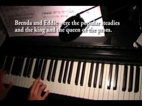 Billy Joel Scenes From An Italian Restaurant Piano Solo Youtube