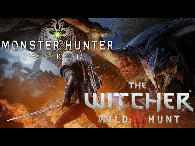 MH World x The Witcher 3 - Trailer Collaboration