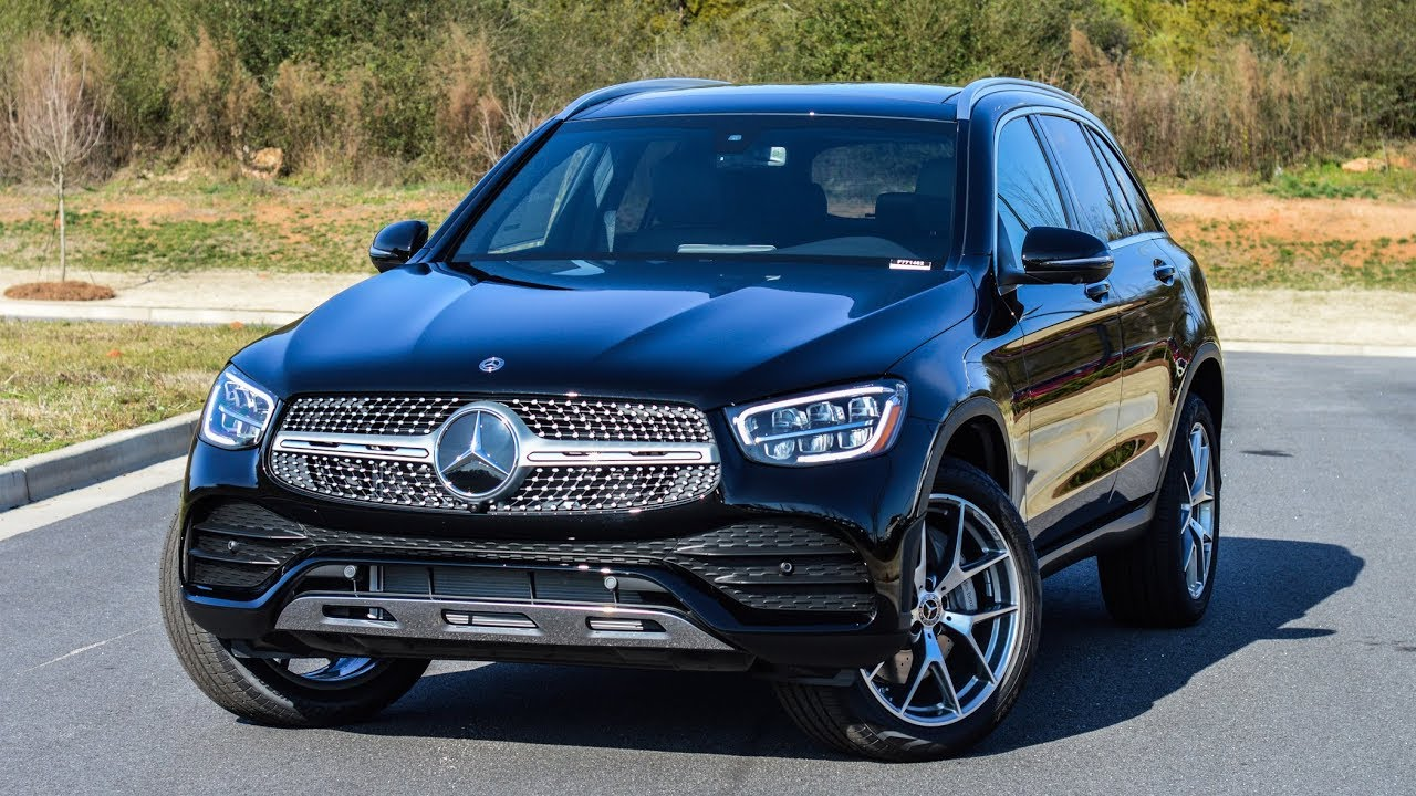 The Refreshed 2020 Mercedes-Benz GLC 300 Review - YouTube