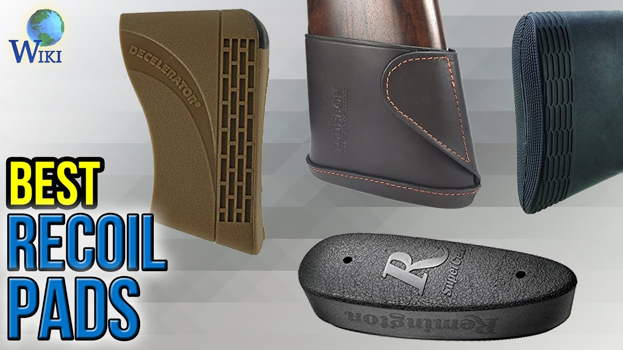 7 Best Recoil Pads 2017