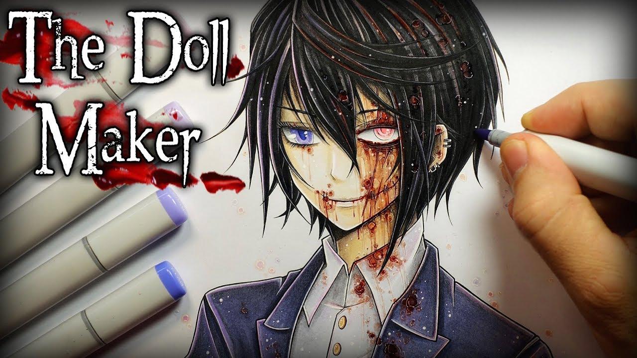 Anime Girl Doll Maker