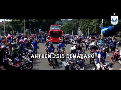 PSIS Semarang Anthem - Jiwa Ksatria Mahesa Jenar