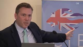 CIB rally 2019: David Banks on PM May's 'deep and special' military EUnion