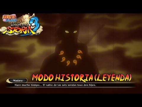 Naruto Shippuden: Ultimate Ninja Storm 3 Walkthrough + Full Burst - Parte 4 |Capitulo 1 Sasuke vs Raikage Gameplay Español/Japanese 1080p Xbox360/PS3 Videos De Viajes